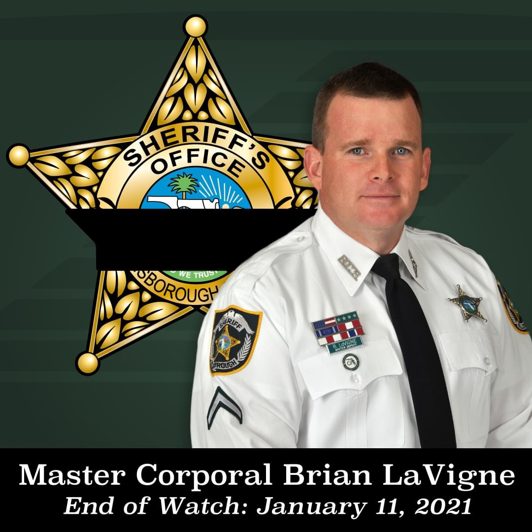 Funeral Arrangements Set For Master Corporal Brian LaVigne
