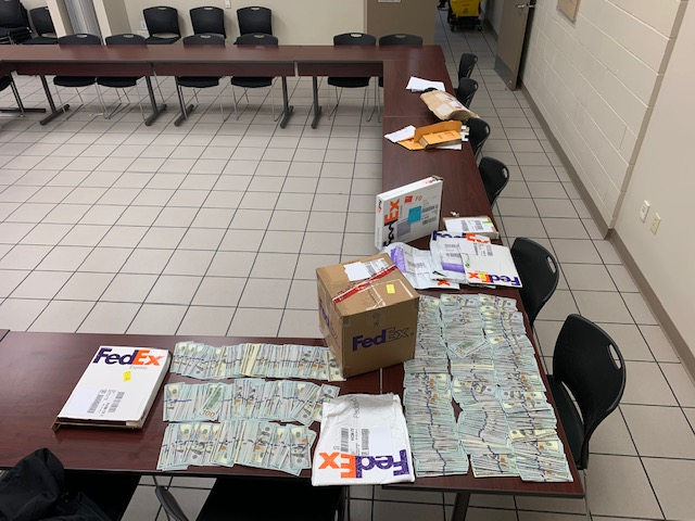 Suspects defraud victims out of thousands of dollars